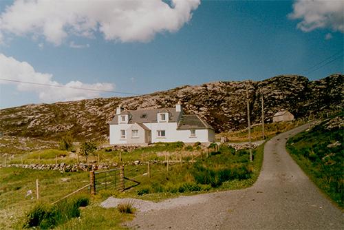 Exterior Glen Carragrich